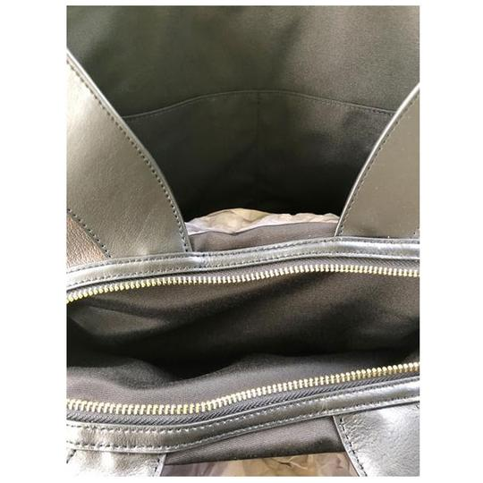 Coach Womens Leather Shoulder Bag Image 6