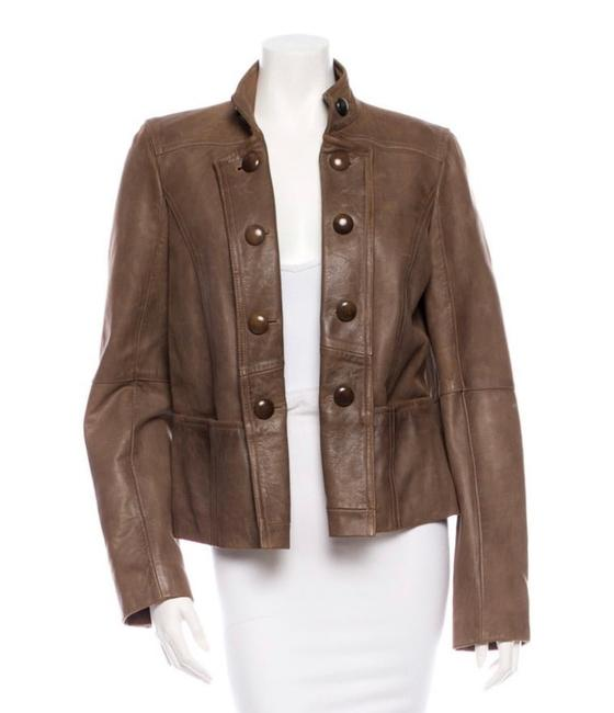 Item - Brown Admiral's Jacket Size 8 (M)