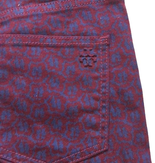 Item - Red Agate Bern Dark Rinse New with Tag Women's Printed High-waist Skinny Jeans Size 27 (4, S)