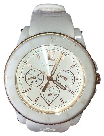 Preload https://img-static.tradesy.com/item/25461826/juicy-couture-white-chronograph-ladies-watch-0-1-540-540.jpg