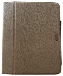 Salvatore Ferragamo Ferragamo Leather iPad Case
