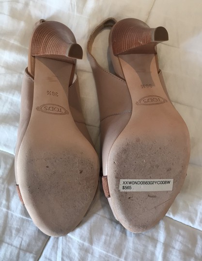 Tod's nude Sandals Image 6