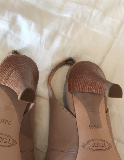 Tod's nude Sandals Image 7