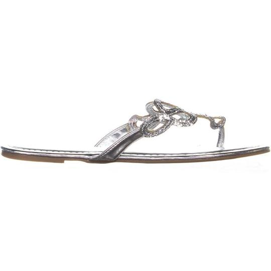 Rampage Silver Sandals Image 3