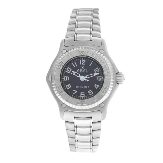 Preload https://img-static.tradesy.com/item/25462345/ebel-silver-ladies-discovery-9087321-steel-30mm-quartz-date-watch-0-0-540-540.jpg