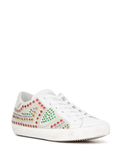 Philippe Model Sneakers Sneakers Ggdb Sneakers Common Projects Multicolor Athletic Image 1