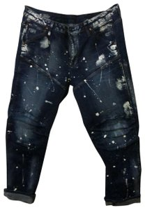 G-Star RAW Relaxed Fit Jeans-Distressed