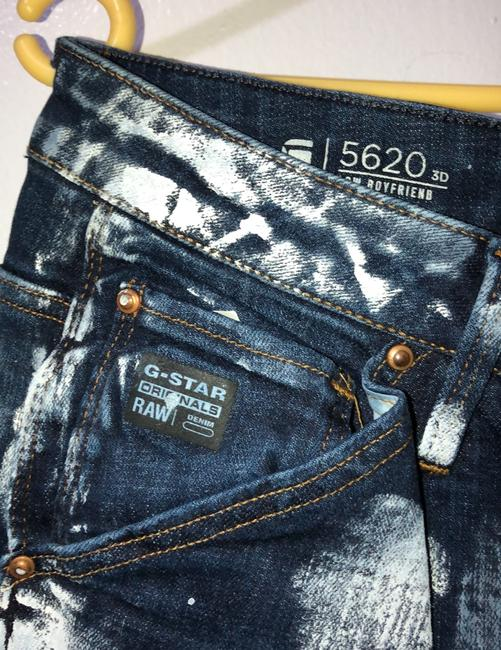 G-Star RAW Relaxed Fit Jeans-Distressed Image 1