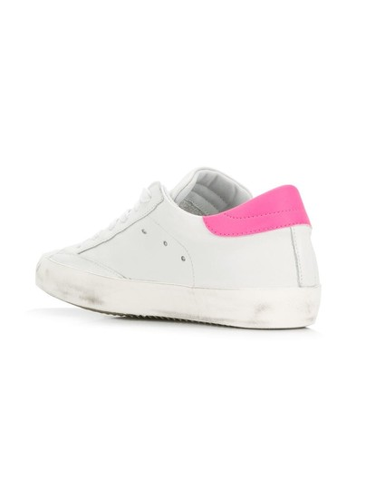 Philippe Model Sneakers Sneakers Ggdb Sneakers Common Projects White & Pink Athletic Image 3