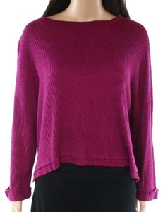 Nordstrom Ribbed Knit Boat Neck Sweater