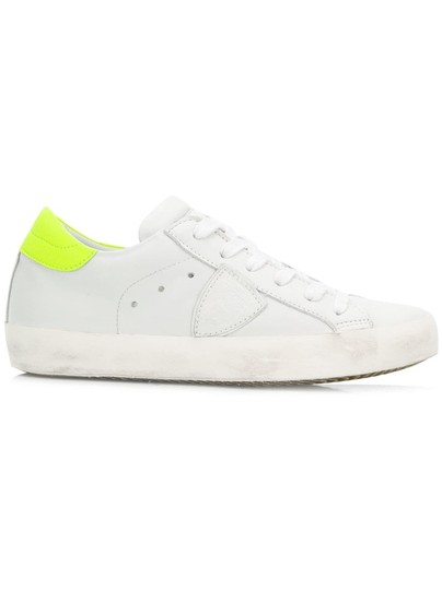 Preload https://img-static.tradesy.com/item/25462515/philippe-model-white-and-yellow-paris-neon-sneakers-size-eu-37-approx-us-7-regular-m-b-0-0-540-540.jpg