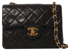 b02495d158c9 Chanel Quilted Sharpei Flap In Metallic Dark Silver Lambskin Leather ...