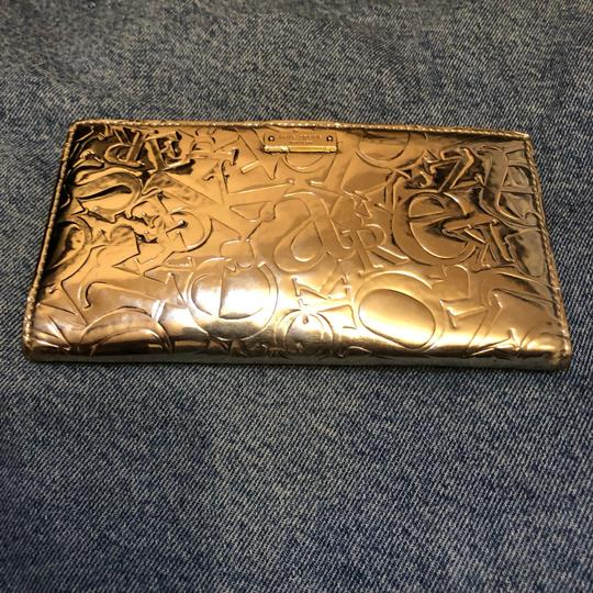 Kate Spade Kate Spade Gold Metallic Wallet Image 1