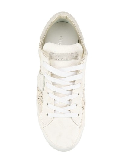 Philippe Model Sneakers Sneakers Ggdb Sneakers Common Projects White Athletic Image 2