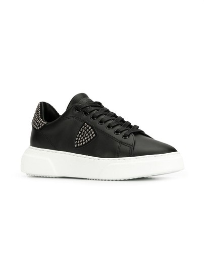 Philippe Model Sneakers Sneakers Ggdb Sneakers Common Projects Black Athletic Image 1