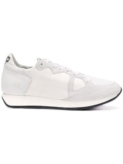Philippe Model Sneakers Sneakers Ggdb Sneakers Common Projects White Athletic Image 0