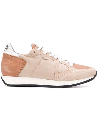 Philippe Model Sneakers Sneakers Ggdb Sneakers Common Projects Pink Athletic Image 0