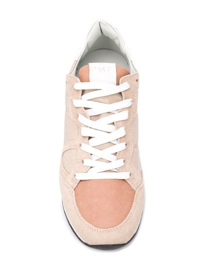 Philippe Model Sneakers Sneakers Ggdb Sneakers Common Projects Pink Athletic Image 1
