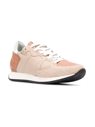 Philippe Model Sneakers Sneakers Ggdb Sneakers Common Projects Pink Athletic Image 2