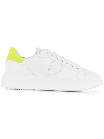 Preload https://img-static.tradesy.com/item/25462803/philippe-model-white-and-yellow-monaco-sneakers-size-eu-41-approx-us-11-regular-m-b-0-0-540-540.jpg