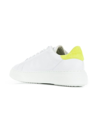 Philippe Model Sneakers Sneakers Ggdb Sneakers Common Projects White & Yellow Athletic Image 1
