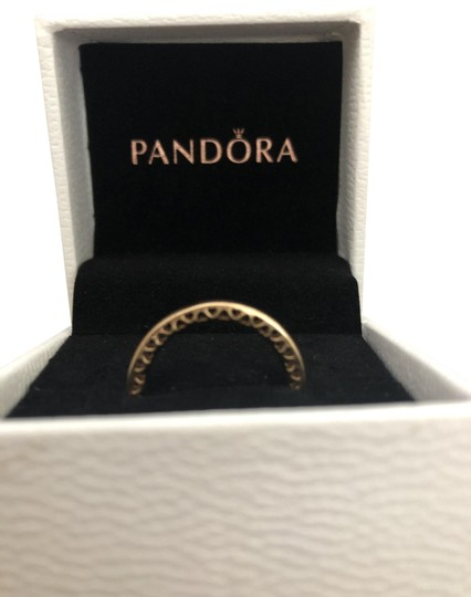 Preload https://img-static.tradesy.com/item/25462877/pandora-14kt-solid-yellow-gold-new-with-tags-never-worn-class-hearts-ring-0-1-540-540.jpg