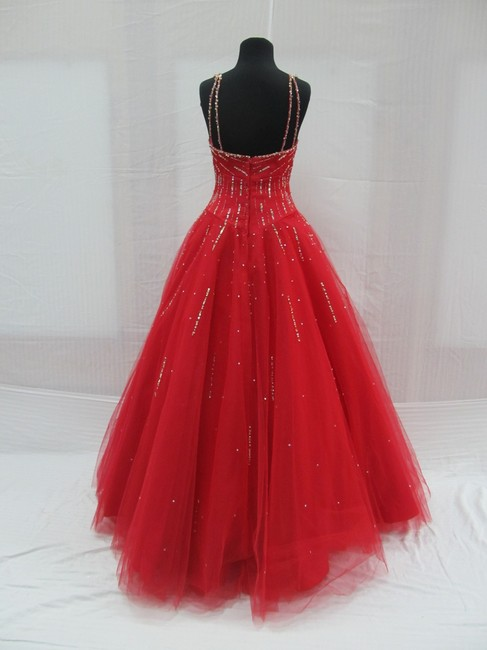 Mori Lee Prom Homecoming Ballgown Dress Image 1