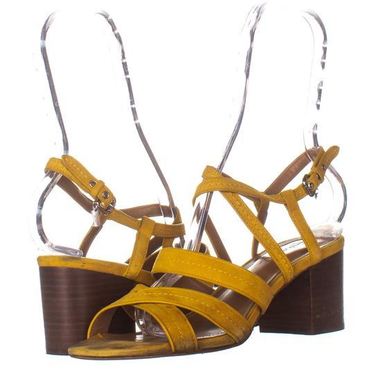 Coach Yellow Pumps Image 0