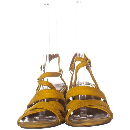 Coach Yellow Pumps Image 1