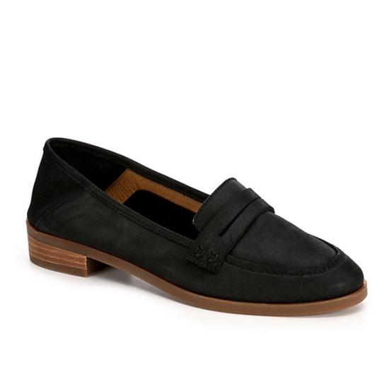 Lucky Brand Black Flats Image 0