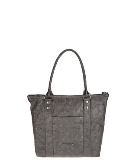 Frye Tote in Pewter Image 3