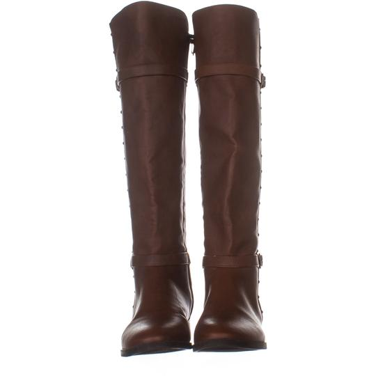 INC International Concepts Brown Boots Image 1
