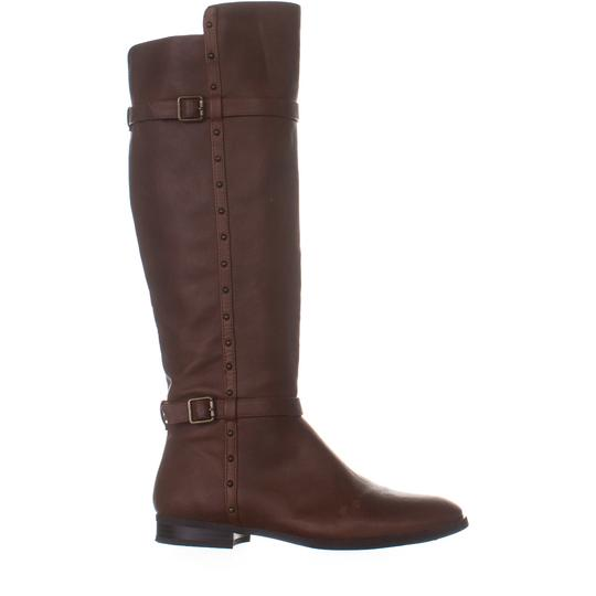 INC International Concepts Brown Boots Image 3