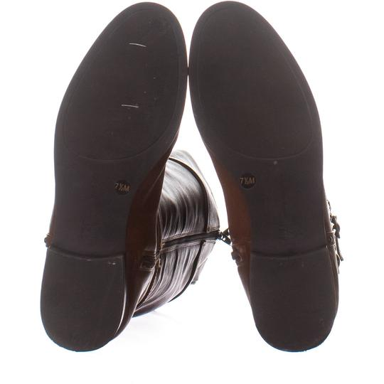 INC International Concepts Brown Boots Image 4