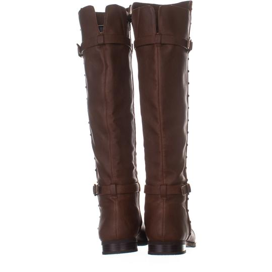 INC International Concepts Brown Boots Image 5