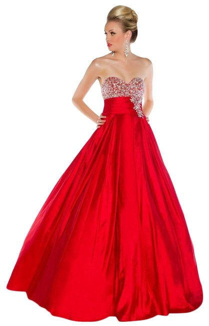 Preload https://img-static.tradesy.com/item/25463278/mac-duggal-couture-red-4912h-long-formal-dress-size-14-l-0-1-650-650.jpg