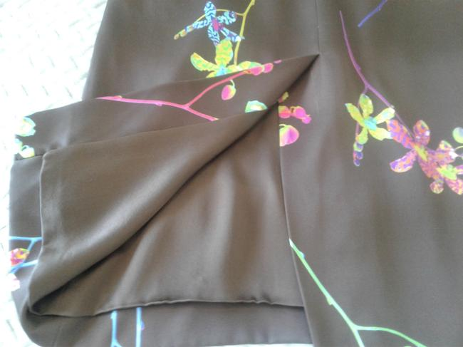 Marc Jacobs short dress brown Silk Fully Lined Midi Lining Silk Made In Usa on Tradesy Image 5