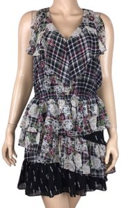 Sam Edelman short dress Multicolor Tiered Ruffle Homeland on Tradesy
