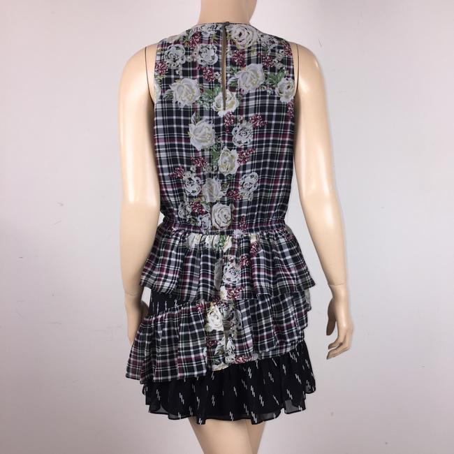 Sam Edelman short dress Multicolor Tiered Ruffle Homeland on Tradesy Image 4