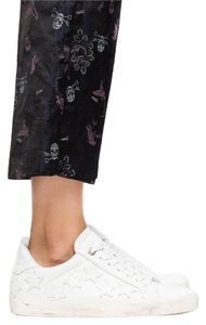 Zadig & Voltaire Stars Sneaker Leather Sneaker white Athletic