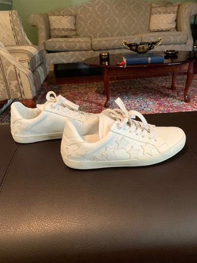 Zadig & Voltaire Stars Sneaker Leather Sneaker white Athletic Image 6