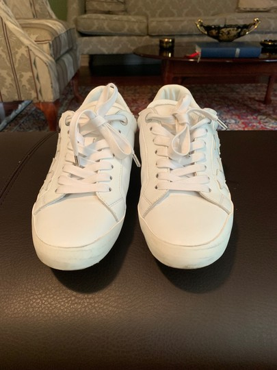 Zadig & Voltaire Stars Sneaker Leather Sneaker white Athletic Image 7