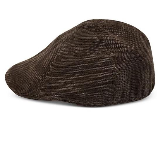 Sean John Men's Fitted Canvas Ivy Hat Image 0