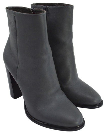 Preload https://img-static.tradesy.com/item/25463453/vince-grey-black-leather-127-40-bootsbooties-size-us-85-regular-m-b-0-1-540-540.jpg