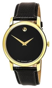 Movado MOVADO Men's Classic Museum Watch NEW IN BOX $650