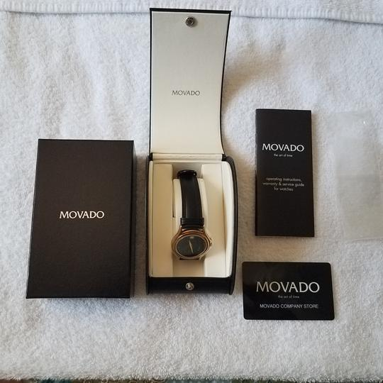 Movado MOVADO Men's Classic Museum Watch NEW IN BOX $650 Image 1
