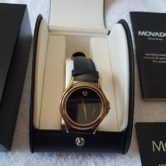 Movado MOVADO Men's Classic Museum Watch NEW IN BOX $650 Image 5