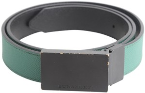 Burberry Burberry Reversible Leather Belt