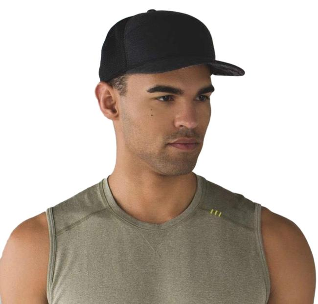 Item - Heathered Black / Black / Small Pebble Camo White Black Men's Chamber Ball Cap Activewear Gear Size OS (one size)