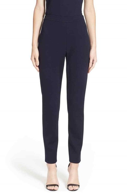Item - Navy Nwot Classic Alexa Milano Knit Sleek M Pants Size 8 (M, 29, 30)